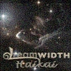 jjhunter: the words 'dreamwidth haikai' superimposed over astronomy image of stars (dreamwidth haikai night sky)