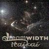 jjhunter: the words 'dreamwidth haikai' superimposed over astronomy image of stars (dreamwidth haikai night sky)