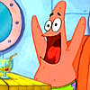 jeweledeyes: Patrick from Spongebob Squarepants is super excited (Patrick hooray)