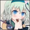 koishi_komeiji: Art by: oginagirest (75 Open Smile)