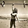 catchmyfancy: (beach weightlifter)