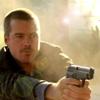 filthy_bunny: Callen with gun (Callen Gun)