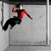 nanila: One of the members of Parkour Generation being awesome (exercise)