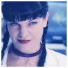 januar: Abby from NCIS looking smug ([ncis] abby)