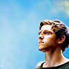 stepps: blue sky background, jamie bell profile ([eagle] esca (blue))