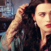 fish_echo: Morgana (from Merlin) looking away (Fandom-Merlin- Morgana)