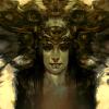 outlineofash: Depiction of Artemis. Artwork by Jeff Simpson (Artwork - Artemis)