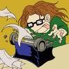 greenlikethecolour: typing (typewriter)