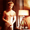 drexpendable: (Shirtless in room)