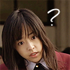 tani: Makino Tsukushi in confusion (Tsukushi confused)