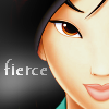 tani: Mulan is fierce (Mulan Fierce)
