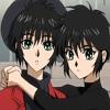 type_wild: (Stare - Subaru and Hokuto)