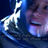 """kaydeefalls: river in spacesuit, grinning: """"you can't take the sky from me"""" (since i found serenity)"""