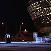 kaydeefalls: TARDIS parked outside Millennium Centre (aliens in cardiff)