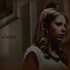 kaydeefalls: s5 buffy descending staircase (buffy sees)