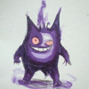 furiousangels: (Gengar!sinister ♠ «pokemon)