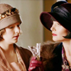 musesfool: Dot & Phryne from Miss Fisher's Murder Mysteries (i think it's 'cause we're awesome)