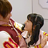 lunchleader: (glomped, hi Kagura!, whoa; easy there)