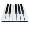 crazyscot: Piano keys (piano)