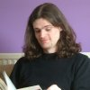 crazyscot: Me reading (busy, reading)