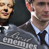 rusty_halo: (dw: doctor/master: best enemies)