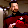 redknightalex: ([ST: TNG] Riker with Picard Doll)