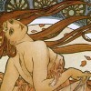"my_daroga: Mucha's ""Dance"" (louise brooks)"