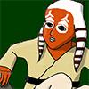 morgynleri: a togruta Jedi initiate (morien nemain)
