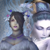 owlmoose: (ffx - lulu and shiva)