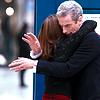 kass: Clara hugs Twelve. (doctor-hug)