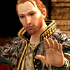 genusshrike: Anders from Dragon Age puts his hands up (anders hands)