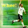 attie: Torsten Frings going Whee! (footie - torsten whee)