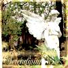 attie: An angel gravestone marker. (justpretty - engel)