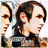 attie: Patrick Wolf in an autumnal setting. (pwolf - light)