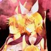 attie: Kagamine Rin & Kagamine Len (vocaloid - kagamine rin & len)