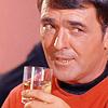 attie: Scotty having a drink (st - scotty)