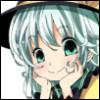 koishi_komeiji: Art by: kayama benio (02 Happy 4)