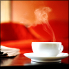 hannah: (steamy drink - fooish_icons)