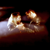 amihan: billie piper as rose tyler and christopher eccleston as the ninth doctor in 'doctor who', in a dance ([doctor who] nine/rose (dance))