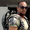 st_aurafina: Sam Wilson in his Falcon suit (Marvel: Falcon)