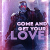 colls: (GotG Peter!Come and get your LOVE)