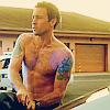 queenklu: (steve shirtless omnom)