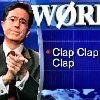 yourlibrarian: Stephen Colbert claps (OTH-ColbertClap-valeriehall343)