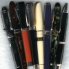 isabeau_gower: a portion of my fountain pen collection (fountain pens)