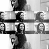 amihan: black and white set of images of freema agyeman as martha jones in 'doctor who' ([doctor who] martha)
