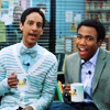 thingswithwings: troy and abed in the moooooorning! (comm - troy and abed in the morning!)