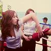 krasnayavdova: sways @ dw (Natasha; the boxer)