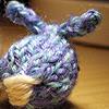 nonelvis: (KNITTING bunny)