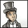 ysabetwordsmith: Maryam Smith in a tophat (steamsmith)