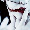 jynxie: (bloody lips)